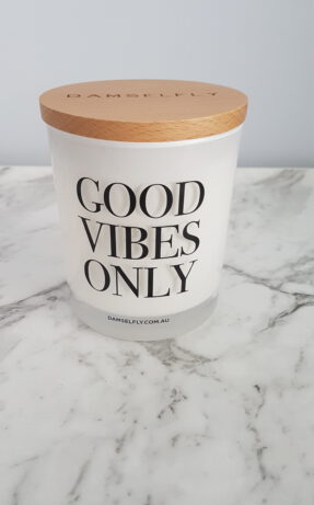 Good Vibes Only 1